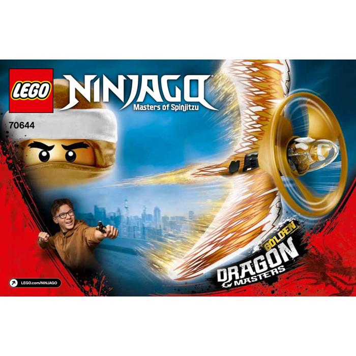 Lego Golden Dragon Master Set 70644 Instructions Brick Owl Lego