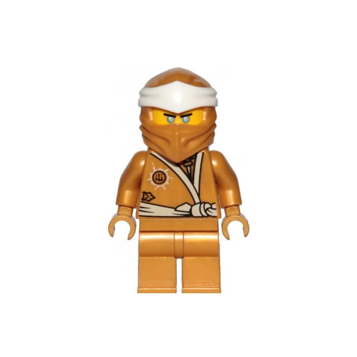 LEGO Golden Zane Minifigure   Brick Owl - LEGO Marketplace
