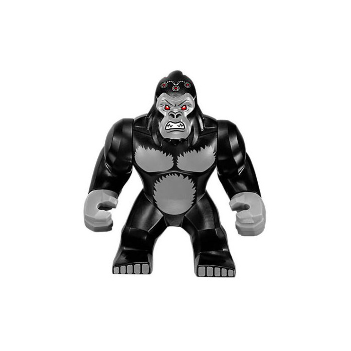 LEGO Gorilla Grodd Minifigure Inventory