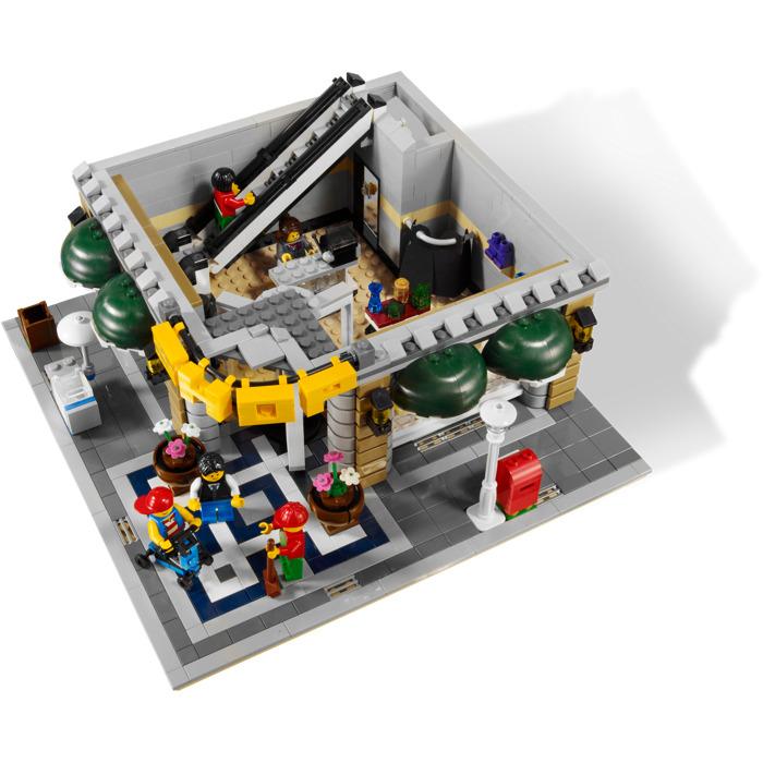 2018 New Lego Sets >> LEGO Grand Emporium Set 10211 | Brick Owl - LEGO Marketplace