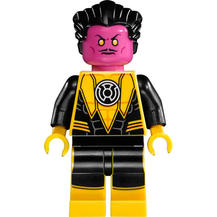 LEGO Green Lantern vs. Sinestro Set 76025 | Brick Owl ...