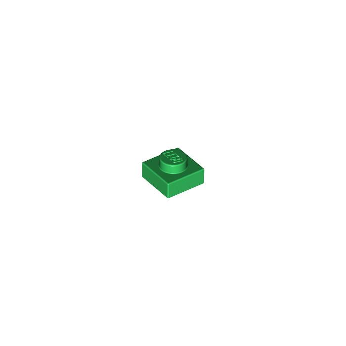 lego vert plate 1 x 1 3024 brick owl lego march. Black Bedroom Furniture Sets. Home Design Ideas