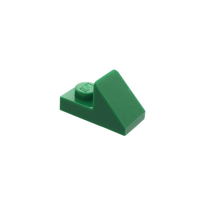 Qty:25 Lego Medium Stone Grey Slope 45 1x2 Part 92946 15672 Element 6093859
