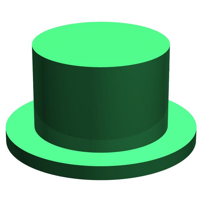 LEGO Top Hat (3878   88412)  91ca8e17acc
