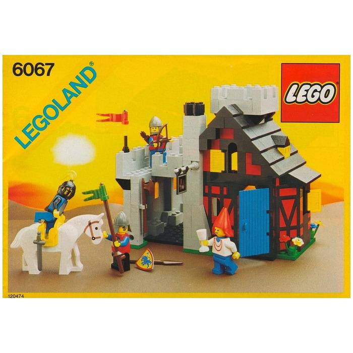Lego Guarded Inn Set 6067 Brick Owl Lego Marketplace