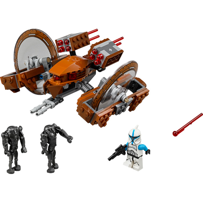 LEGO Star Wars Super Battle Droid 75016 75042 8091 75021 75037 75043 7654 75085