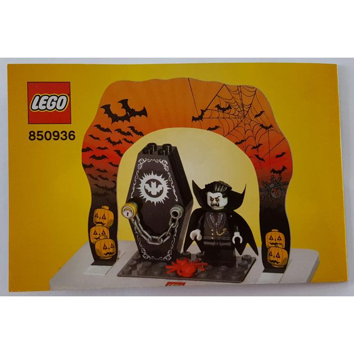 LEGO Halloween Set 850936 Instructions | Brick Owl - LEGO Marketplace