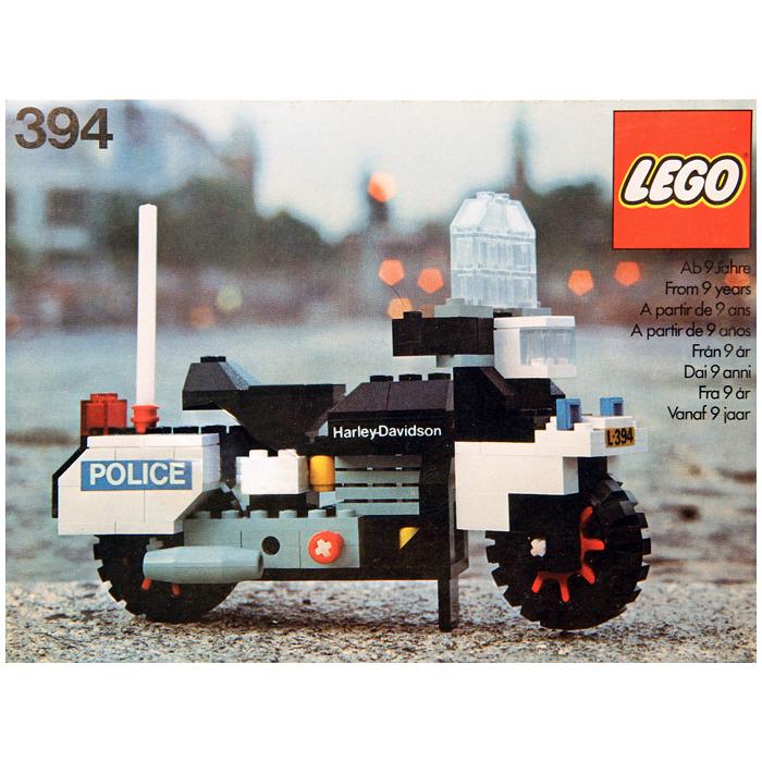 lego harley davidson 1000cc set 394 inventory brick owl. Black Bedroom Furniture Sets. Home Design Ideas