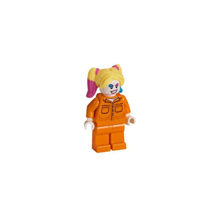 Lego Harley Quinn With Prison Jumpsuit Minifigure Brick Owl Lego Marketplace