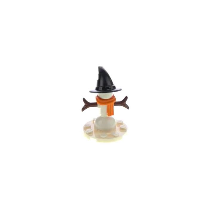 Day 15 LEGO Minifigure Advent Calendar 2019 - Snow Wizard Harry Potter