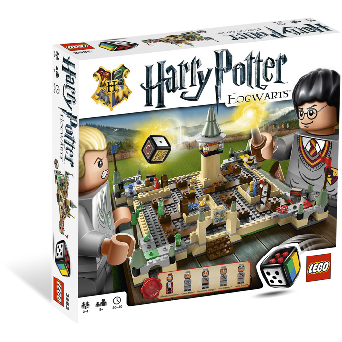 1, LEGO Harry Potter Hogwarts (3862)