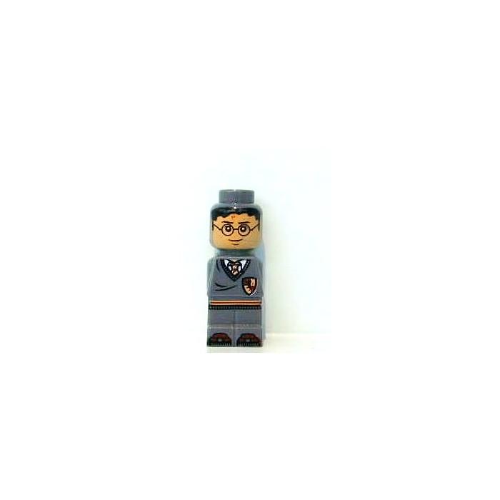 Lego Harry Potter In Gryffindor Uniform Microfigure