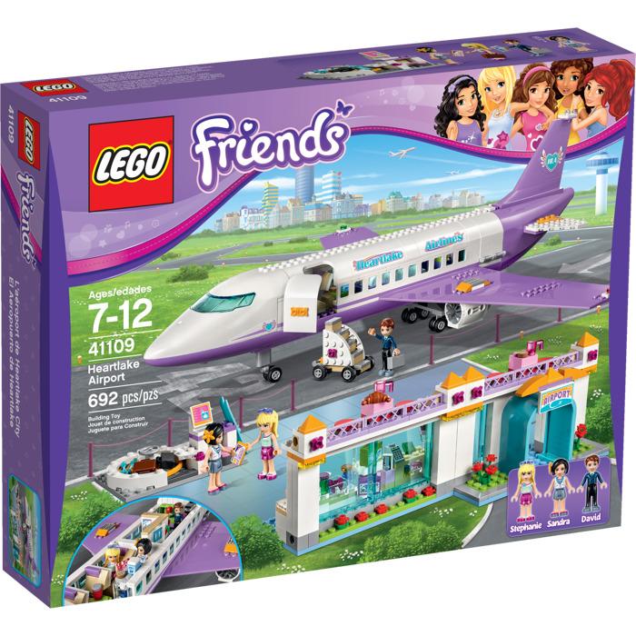LEGO Heartlake City Airport Set 41109   Brick Owl - LEGO ...