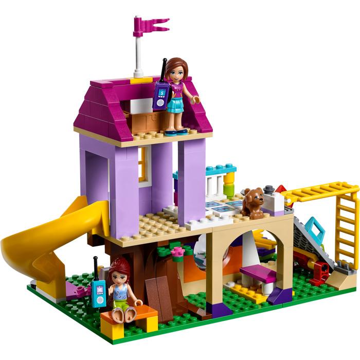 LEGO Heartlake City Playground Set 41325 | Brick Owl - LEGO Marketplace