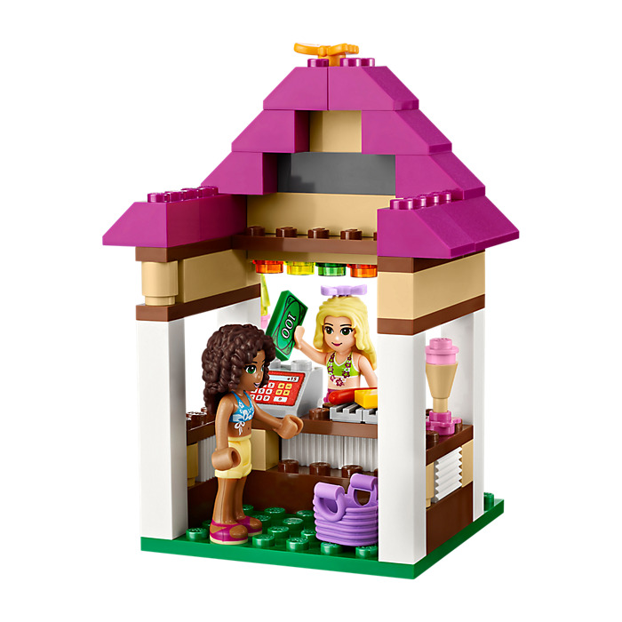 Lego Heartlake City Pool Set 41008 Brick Owl Lego