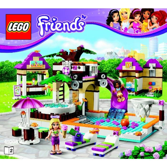 Fan Designed Lego Friends Heartlake City