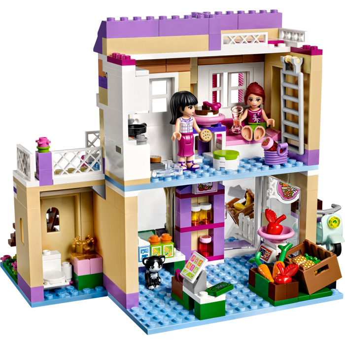 Lego Heartlake Food Market Set 41108 Brick Owl Lego Marketplace