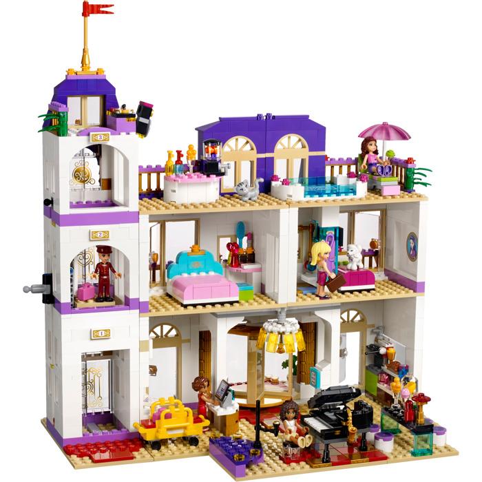 LEGO Heartlake Grand Hotel Set 41101 | Brick Owl - LEGO Marketplace