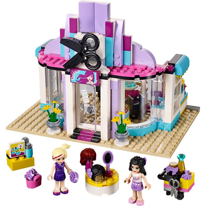 LEGO Heartlake Hair Salon Set 41093   Brick Owl - LEGO ...