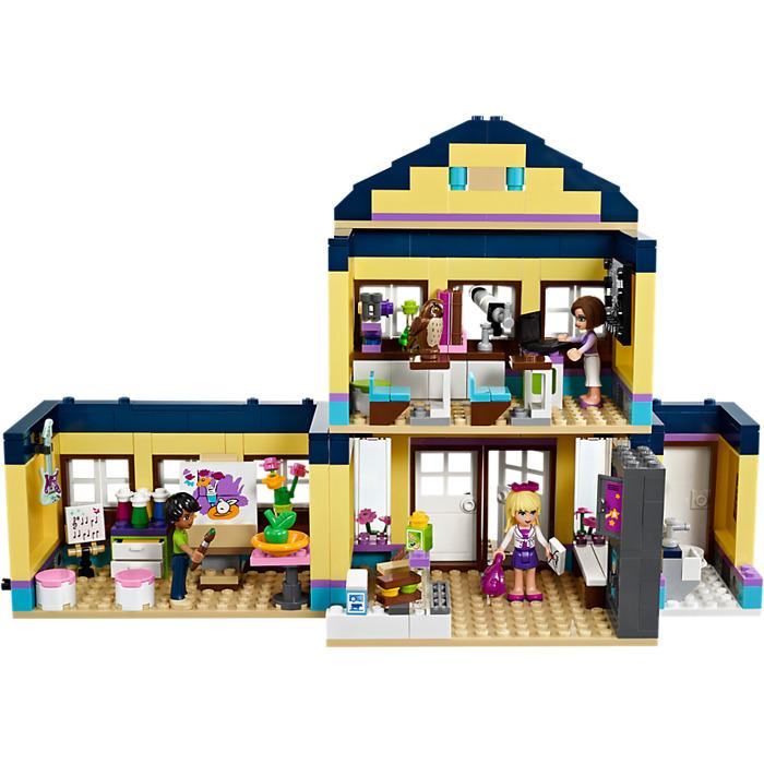 Lego heartlake high set 41005 brick owl lego marketplace - Ecole lego friends ...