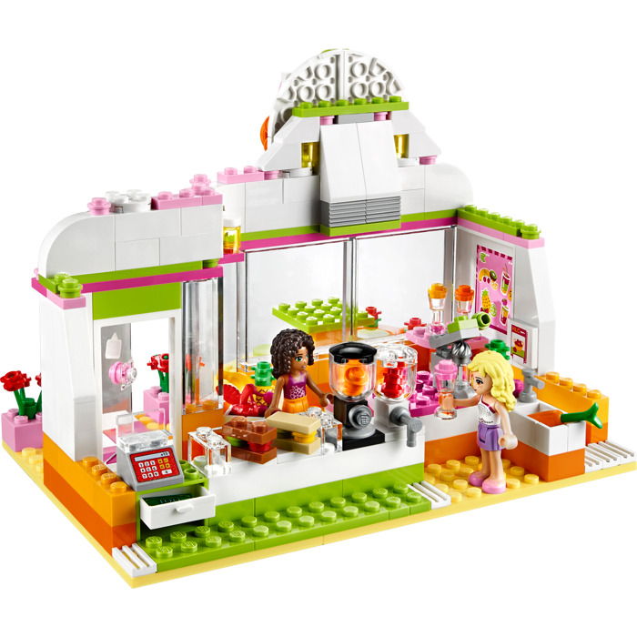 LEGO Heartlake Juice Bar Set 41035 | Brick Owl - LEGO Marketplace