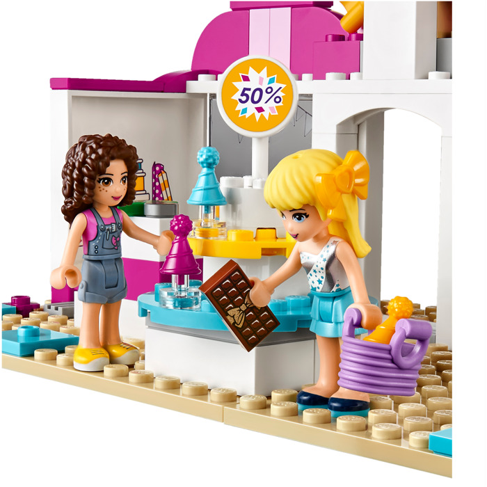 LEGO Heartlake Party Shop Set 41132 | Brick Owl - LEGO Marketplace
