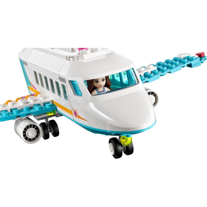 Jet Privato Lego : Lego heartlake private jet set brick owl