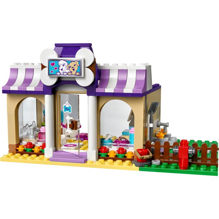 Lego Friends Heartlake City Pool Instructions