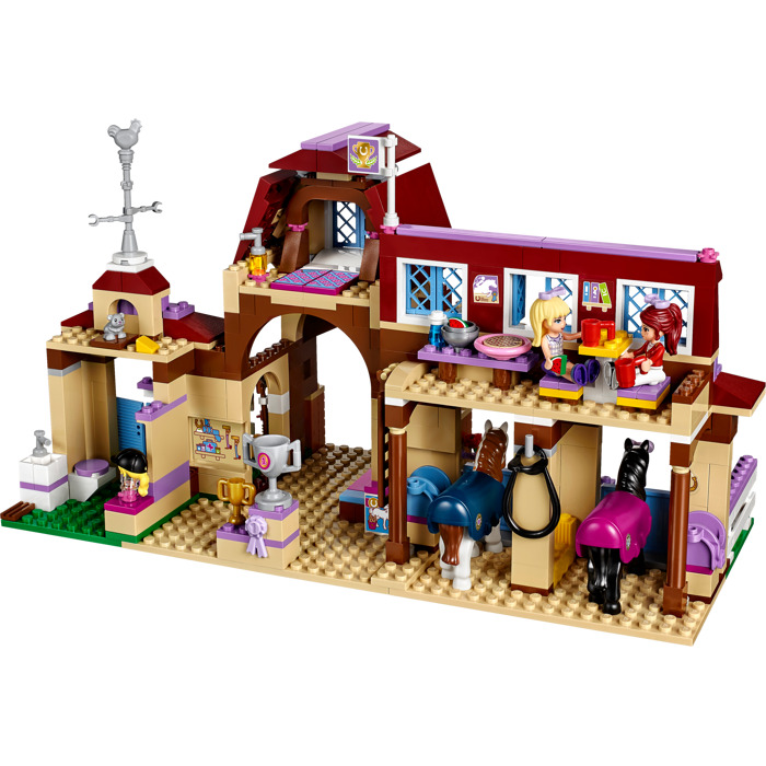 lego friends heartlake riding club instructions