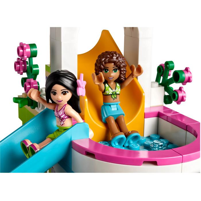 Lego Heartlake Summer Pool Set 41313 Brick Owl Lego
