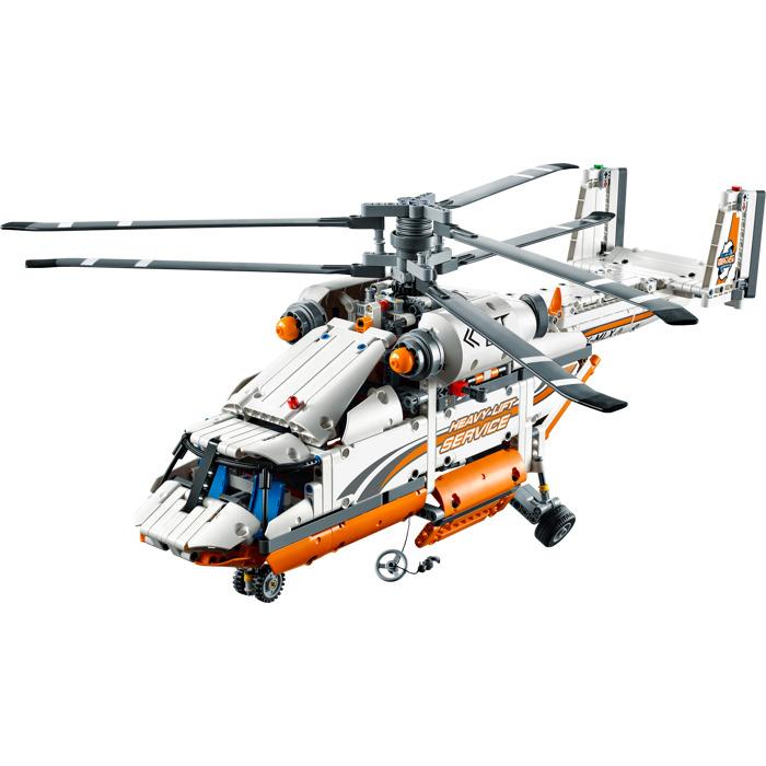 lego heavy lift helicopter set 42052 brick owl lego marketplace. Black Bedroom Furniture Sets. Home Design Ideas