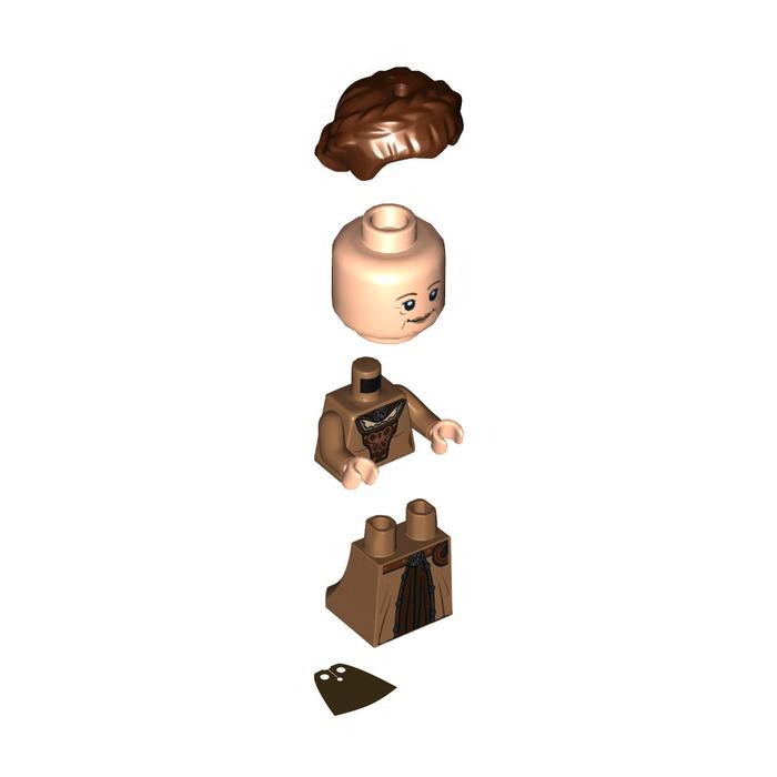 Helga Hufflepuff Minifigure