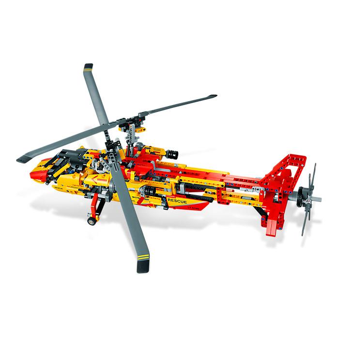 lego helicopter set 9396 brick owl lego marketplace. Black Bedroom Furniture Sets. Home Design Ideas
