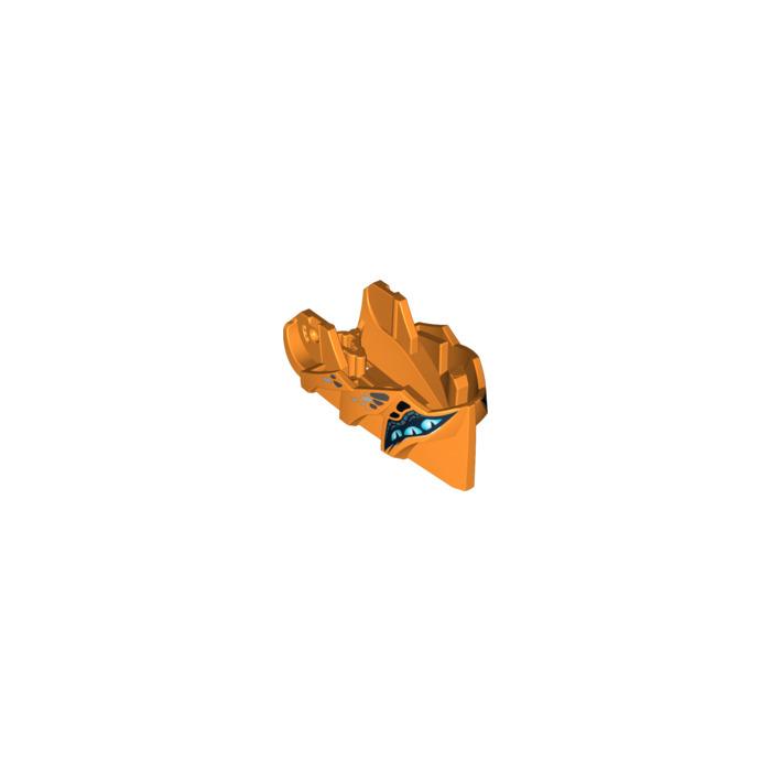 Lego Hero Factory Beast Head With Decoration 16741 Brick Owl