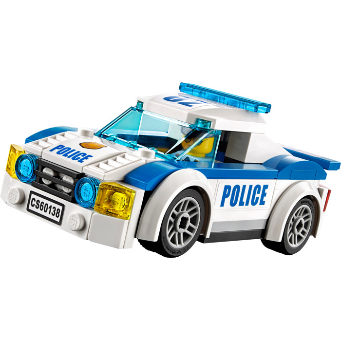 lego city high speed chase instructions