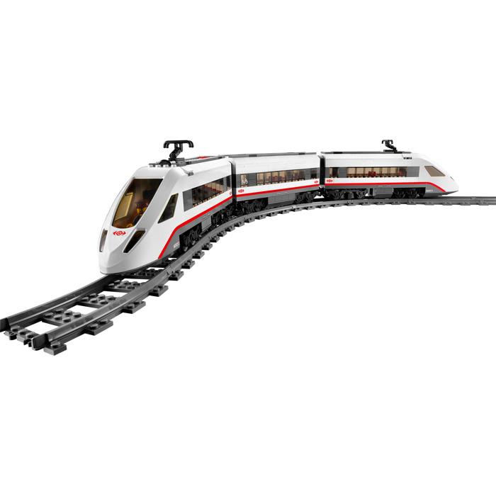 LEGO High-Speed Passenger Train Set 60051