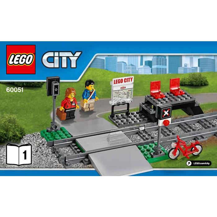 Lego City Passenger Train The Best Of City 2018