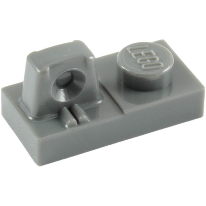 Rot X 2-4525 6263 6352 7824 LEGO 4276 @@ Hinge Flach 1 x 2 2 Fingers