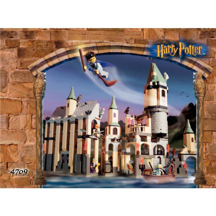 Lego Hogwarts Castle Set 4709 Instructions Brick Owl Lego