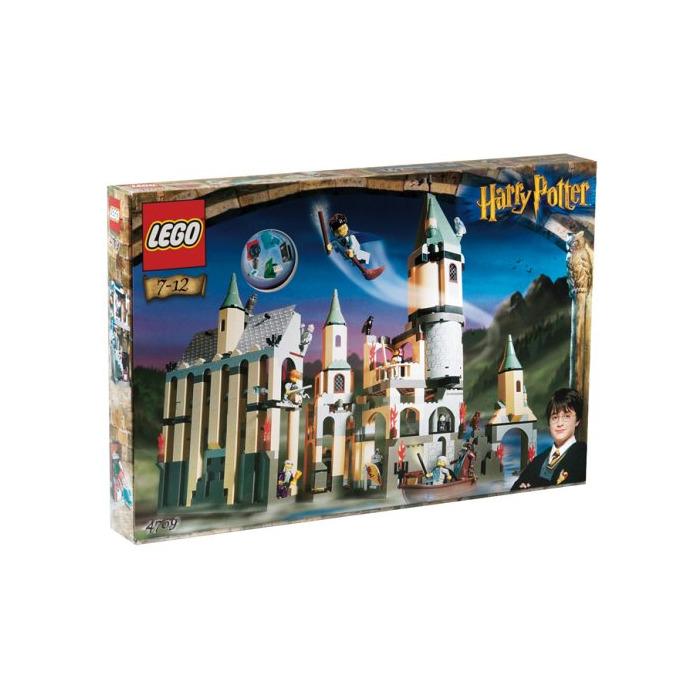 Lego Hogwarts Castle Set 4709 Packaging Brick Owl Lego Marketplace