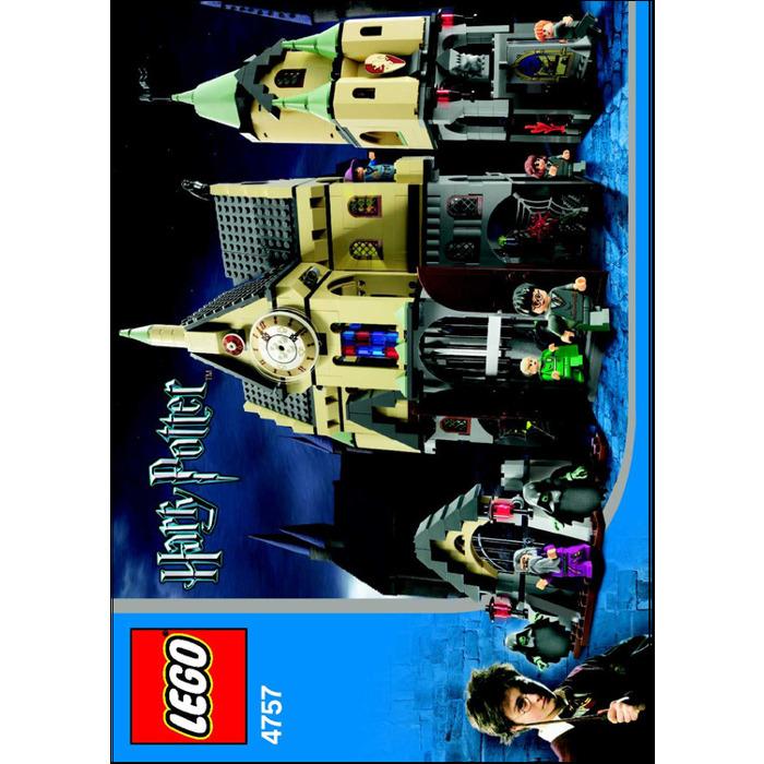 Lego Hogwarts Castle Set 4757 Instructions Brick Owl Lego