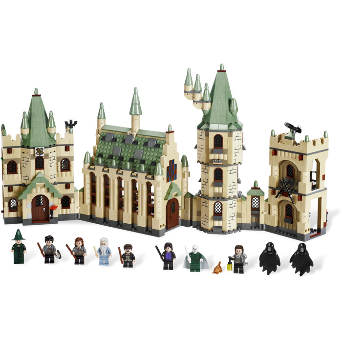 releasedatum te koop mode LEGO Hogwarts Castle Set 4842