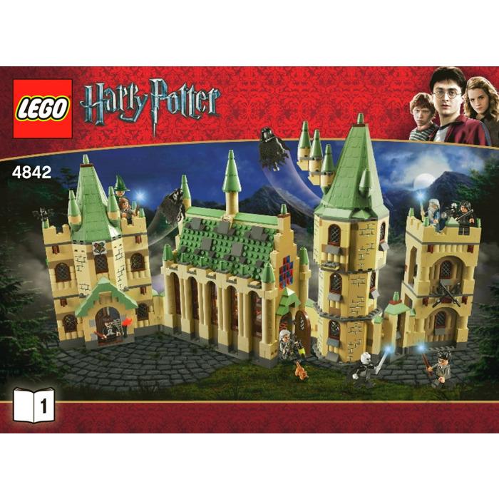 Lego Hogwarts Castle Set 4842 Instructions Brick Owl Lego