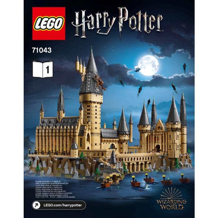 Lego Hogwarts Castle Set 71043 Instructions Brick Owl Lego