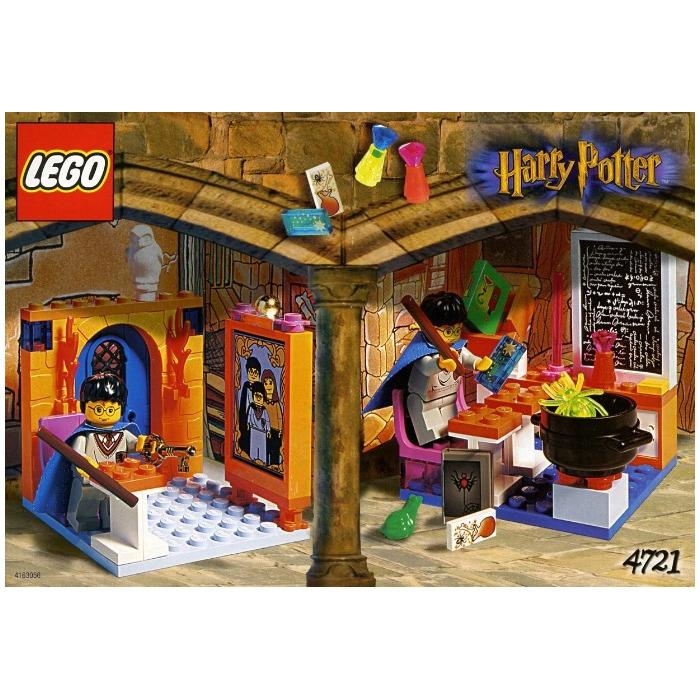LEGO Hogwarts Classrooms Set 4721 | Brick Owl - LEGO Marketplace