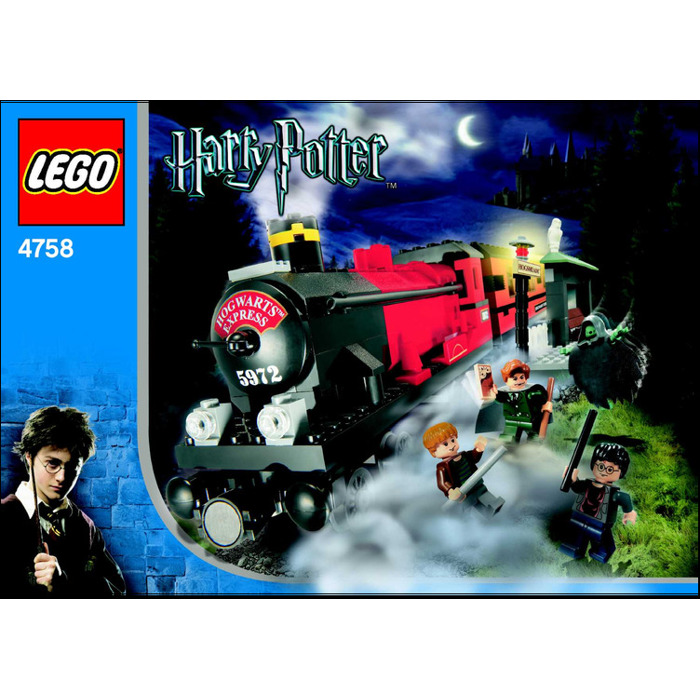 Lego Hogwarts Express Set 4758 Instructions Brick Owl Lego