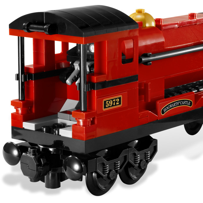 Lego Hogwarts Express Instructions