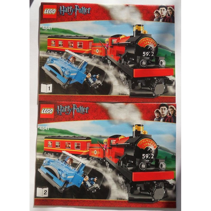 Lego Hogwarts Express Set 4841 Instructions Brick Owl Lego