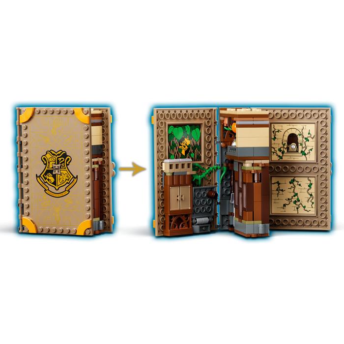 LEGO Hogwarts Moment: Herbology Class Set 76384   Brick ...
