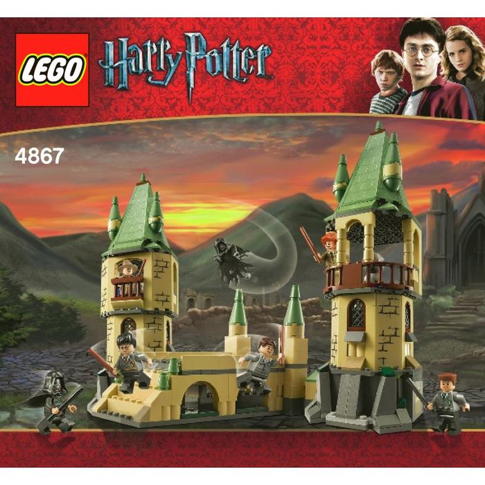Lego Hogwarts Set 4867 Instructions Brick Owl Lego Marketplace